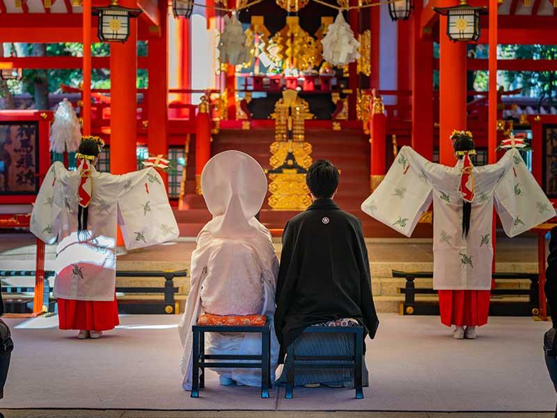 Đám cưới truyền thống ở Nhật – Cách người Nhật kết hôn
