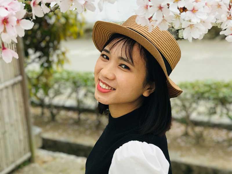 Phạm Thị Giang: Cuộc sống màu gì là do tự tay chúng ta tô vẽ lên
